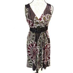 mαggч lσndσn ⏺ sleeveless dress