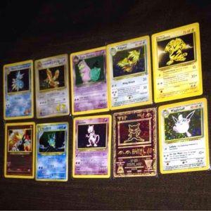 Pokemon Other - Pokemon Cards