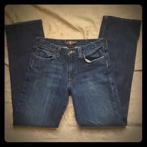 Lucky Brand Other - Men Lucky Brand 361 Vintage Straight Jeans 29x32