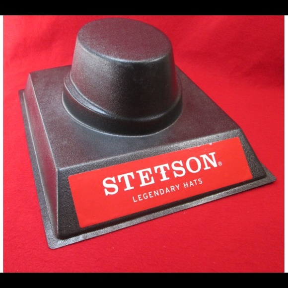 Stetson Brand Hat Stand Display Saver 7197ab0665a