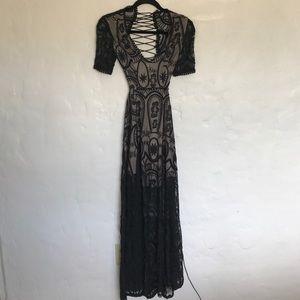 Angel Biba Dresses & Skirts - NEW. Never worn dress from mura boutique.