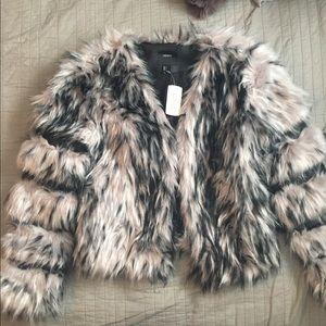 Forever 21 Jackets & Blazers - Faux Fur Jacket