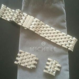 Michele Accessories - Michele 18 mm Watch Strap / Band