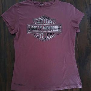 Harley-Davidson Tops - Women's Harley tshirt