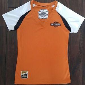 Harley-Davidson Tops - Women's Harley Jersey T