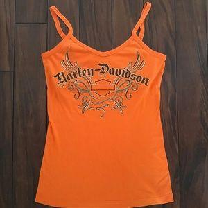 Harley-Davidson Tops - Women's Harley tank NWOT