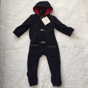 Tots Fifth Avenue Other - NWT Infant onesie coat