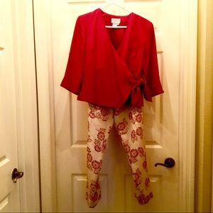 Adrianna Papell Other - Adrianna Papell Top & Pants
