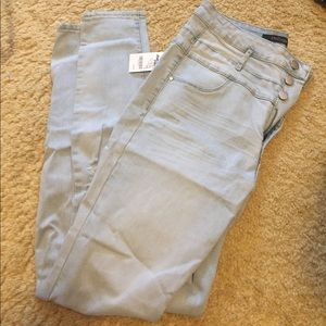 Charlotte Russe Denim - Charlotte Russe High Waisted Skinny Jeans size 4