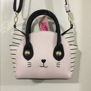 Betsey Johnson Handbags - ❤️NWT❤️ Betsey Johnson Kitty 🐱 Satchel