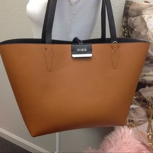 9dc8db3f3c72 Guess Bags - Guess Bobbi Inside Out (Reversible) Tote