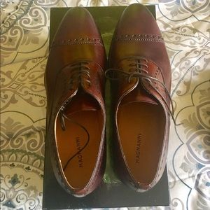 Magnanni Other - Brand new Magnanni Luca captoe oxford men's shoes