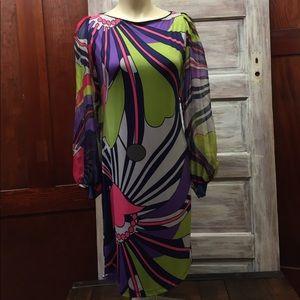 Analili Dresses & Skirts - Vibrant Colored Dress