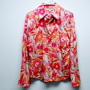 Vintage Tommy Hilfiger 70s Style Shirt