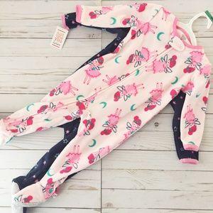 Other - NWT Fleece Pajama Set of Two