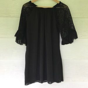 boutique Tops - Black tunic
