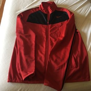 Nike Other - Men's Nike zip-up jacket. Size small
