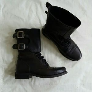 All Saints Shoes - ALL SAINTS damisi combat boot