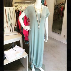 Maxi dress new with tags!