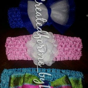 Other - Bows, headbands,and necktie holder