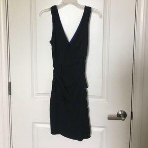City Studio Dresses & Skirts - Black v-neck party dress