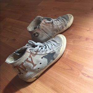 Golden Goose Shoes - Golden goose special edition New York sneakers