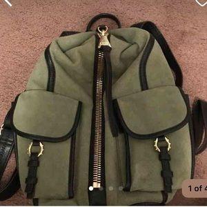 Olive green Aimee Kestenberg Backpack