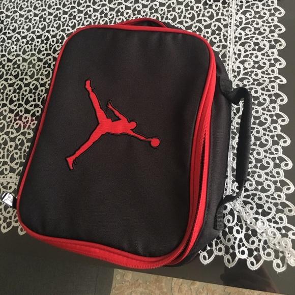 5cc91aa878b1b0 Jordan Handbags - Jordan lunch box