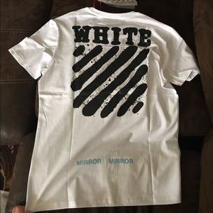Off-White Other - Brand New Off-White Short Sleeve T-Shirt Size M