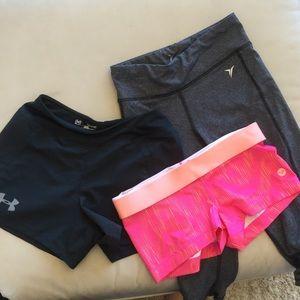 Other - Activewear bundle sz Small