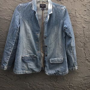 Nautica Jackets & Blazers - Denim blazer