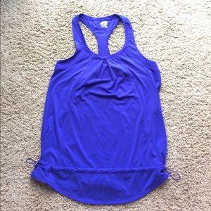 32 Degrees Tops - True blue gym tank