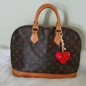 Louis Vuitton Handbags - AUTH Louis Vuitton Alma PM