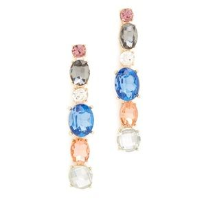 Adia Kibur Jewelry - Adia Kibur drop crystals earrings
