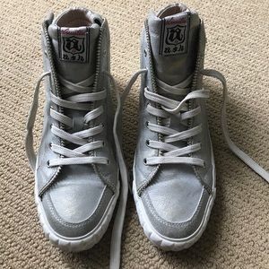 Ash Shoes - NEW! Never worn Ash high top sneakers