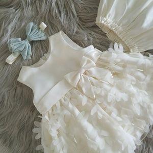 American Princess Other - American Princess Flutter Dress w/Diaper Panty