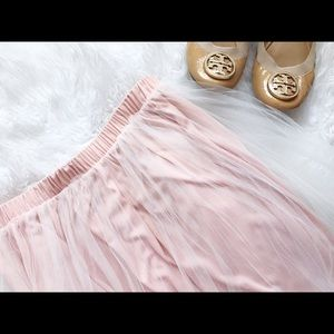 Skirts - Pink Tulle Skirt 💕