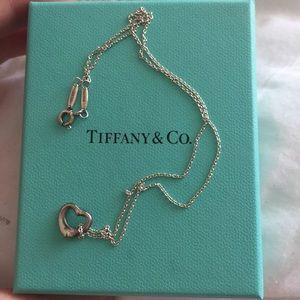 Tiffany & Co. Elsa peretti necklace