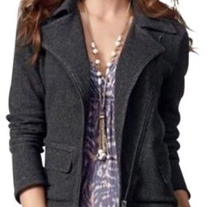 Cabi Moto indie jacket in charcoal