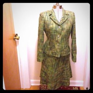 Le Suit Dresses & Skirts - Le Suit Skirt Suit Set, size 6