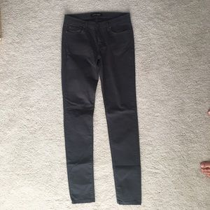 Angry Rabbit Denim - Gray Skinny Jeans!
