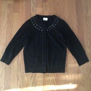 KATE SPADE Black Sweater