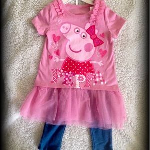 Peppa Pig Other - Peppa Pig! Nice summer outfit