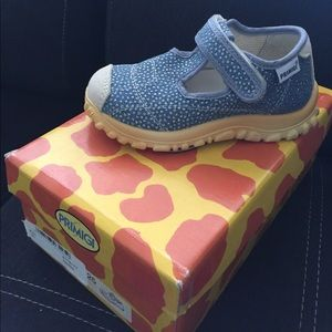 Primigi Other - Primigi new Girls shoes size eu 25 / us 8.5-9