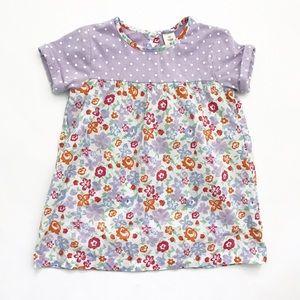 Tucker + Tate Other - Tucker & Tate [baby girl] Purple polka dot Tunic