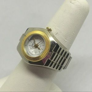 Eton Accessories - 🆕Eton Silver and Gold Finger Watch