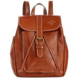 Sale! Patricia Nash Italian Leather Backpack
