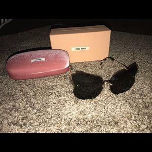Miu Miu Accessories - Miu miu sunglasses