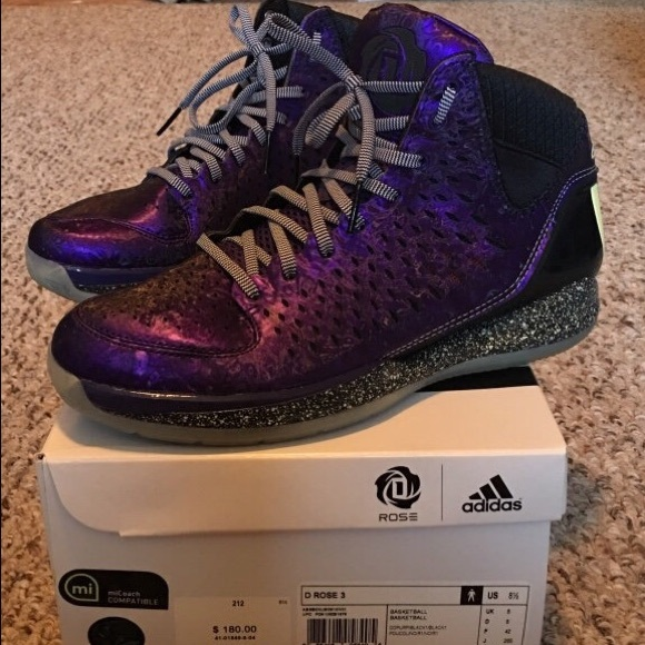 adidas d rose 3 nightmare before christmas