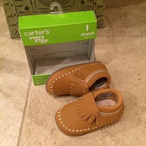 Carter's Other - Carters UniSex Moccasins